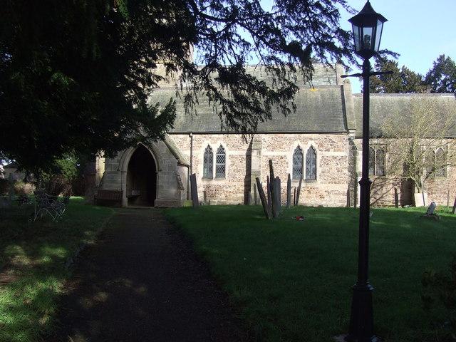 Fenny Drayton Church