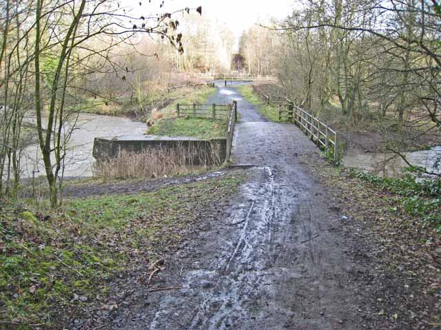 Deerness Valley Path, Ushaw Moor