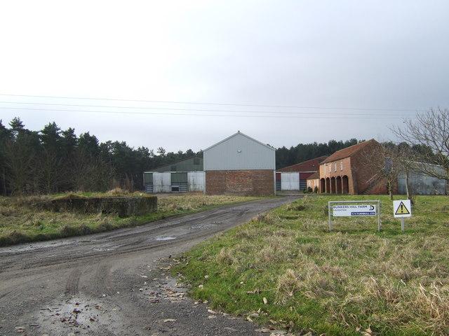Bunker's Hill Farm