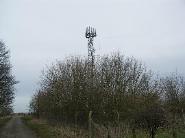 Telecommunications Mast.