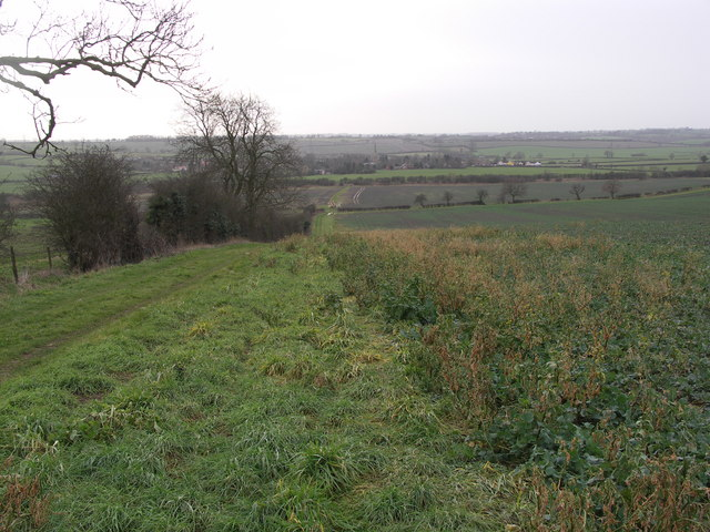 Bridleway to Braybrooke.