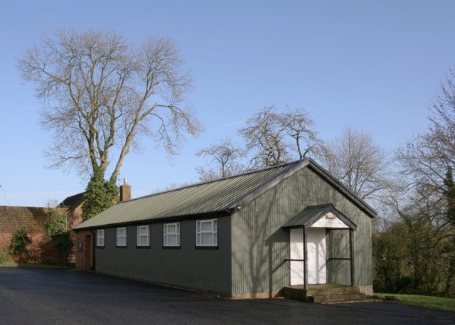 Kington and Dormston Village Hall, Cockshot Lane, Dormston