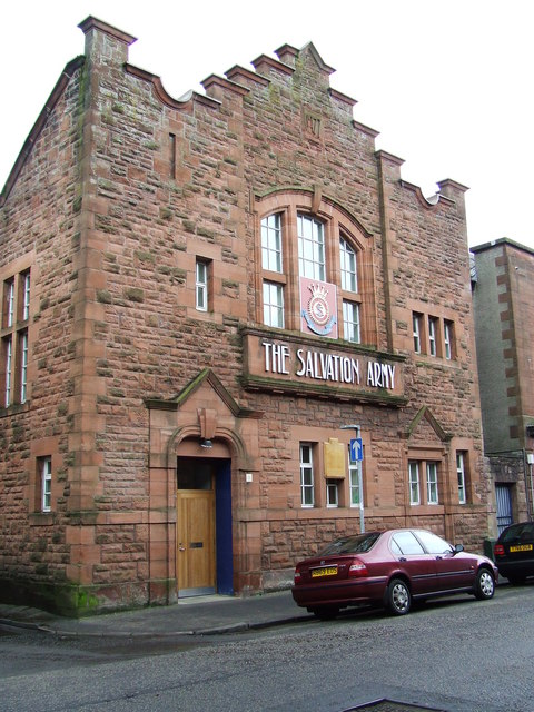 The Salvation Army Port Glasgow Citadel