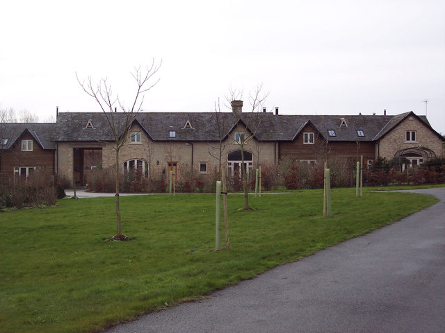 Avon Farm near Stratford sub Castle