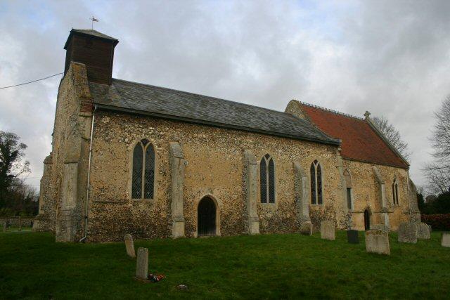Bridgham Church