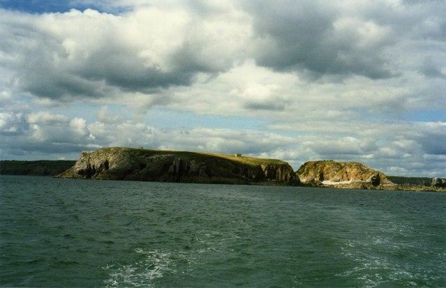 St.Margaret's Island, off Caldey Island