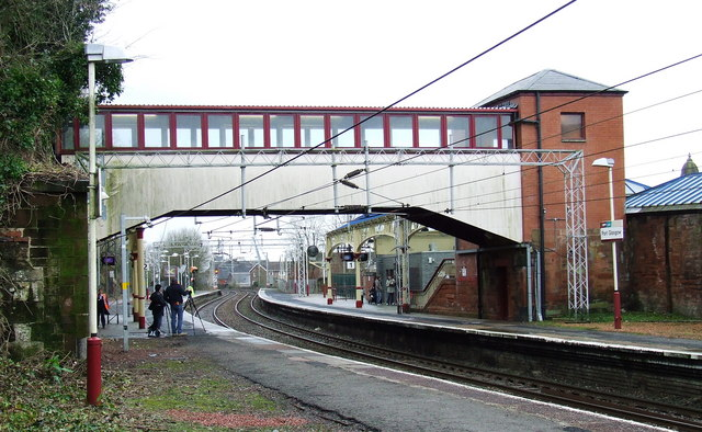 Port Glasgow Station