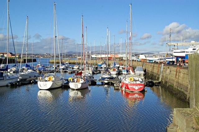 New Harbour Tayport