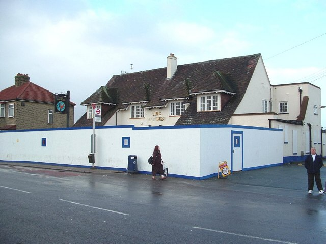 The Hawbush Pub