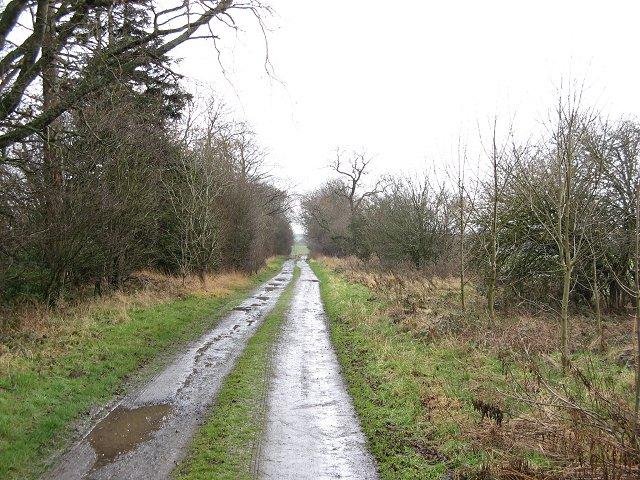 Blackadder track