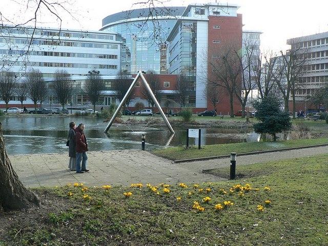 Lake, Aston University