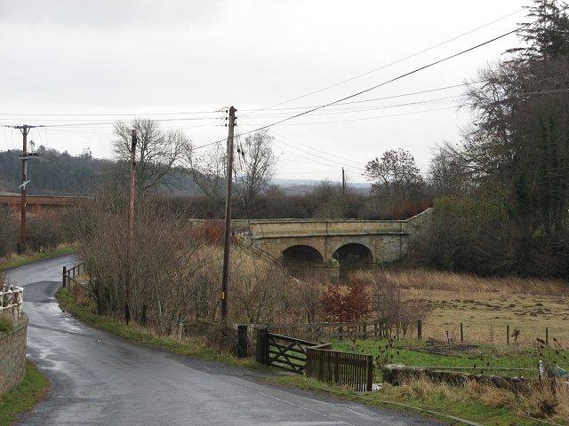Blackadder Bridge
