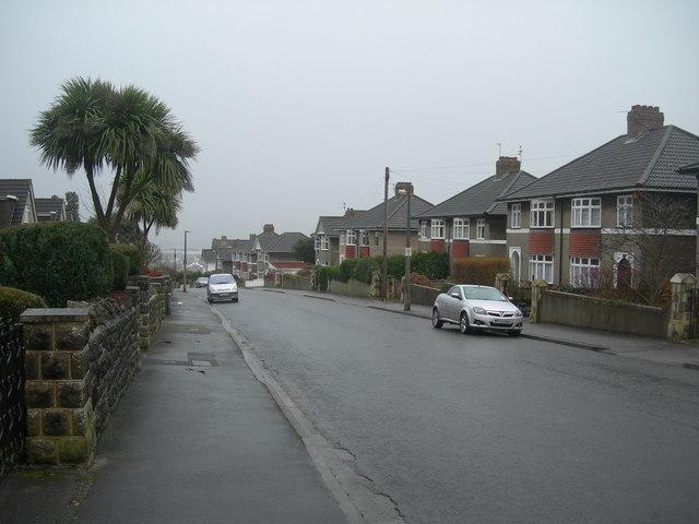 Manor Road, Weston