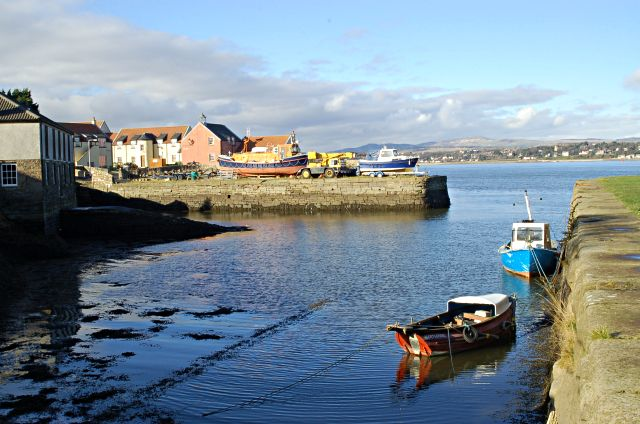 Old Harbour Tayport