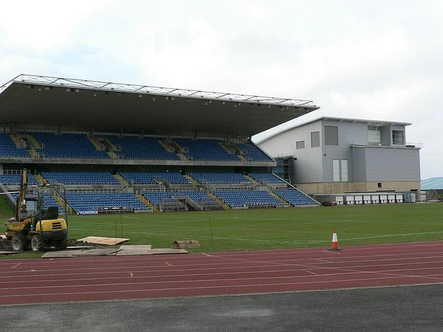 Stadium at The John Charles Centre for Sport