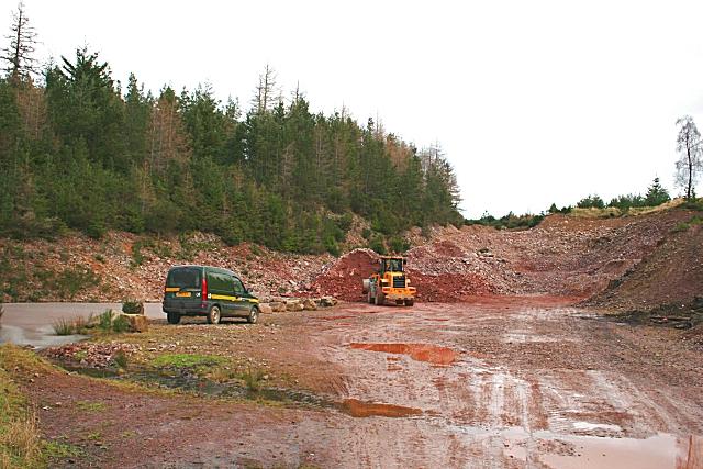 Forest Quarry