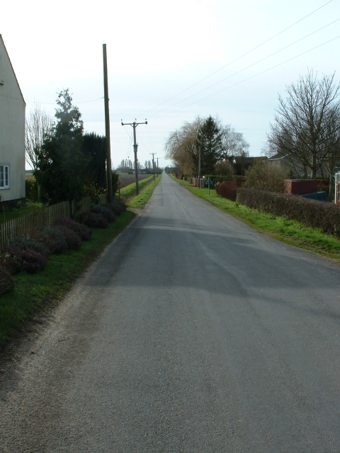 King John Bank near Walpole Cross Keys
