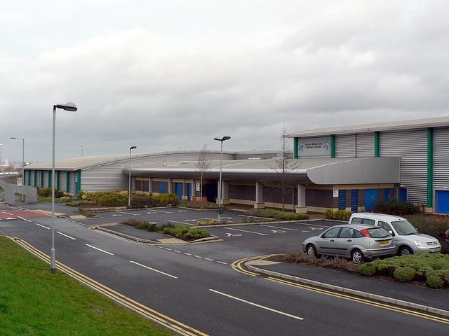 Indoor Bowls and Athletics Centre, John Charles Centre for Sport