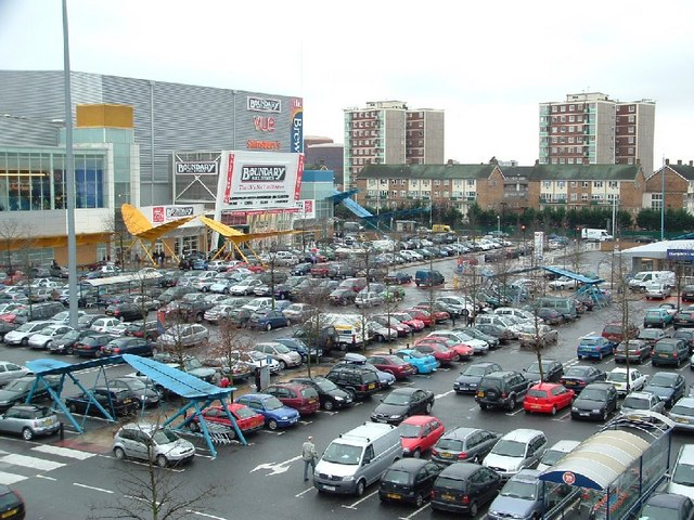 Romford Shopping Centre