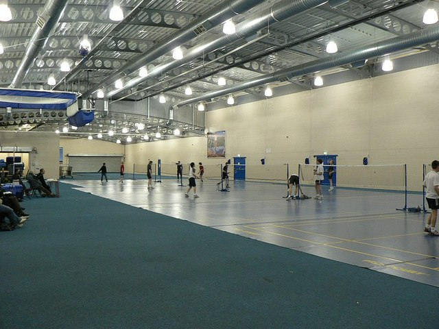 Indoor Athletics Centre