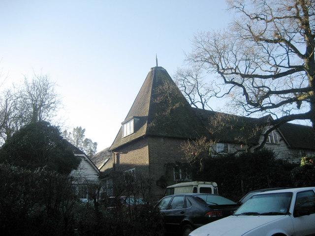 The Oast, Half Moon Lane, Pembury, Kent