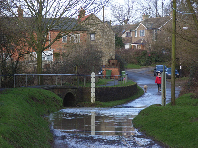 Ford, Thornborough
