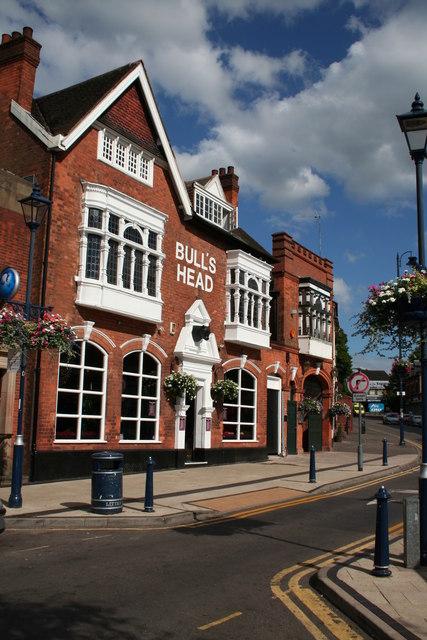 Bull's Head Public House, Moseley