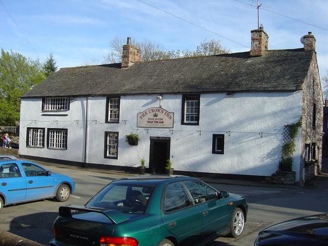 Pub in Morland