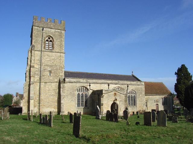 St Mary's, Thornborough