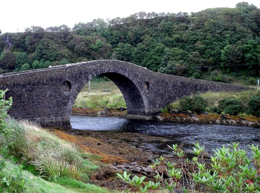Bridge to Seil Island