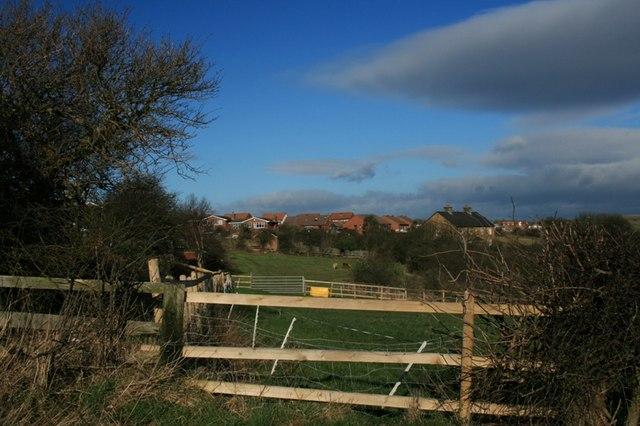 Fields East of Brotton