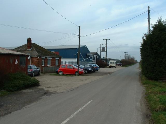 Bellmont Nurseries, Terrington St Clement