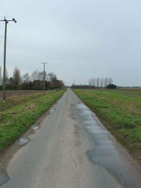 Long Road, Terrington Marsh