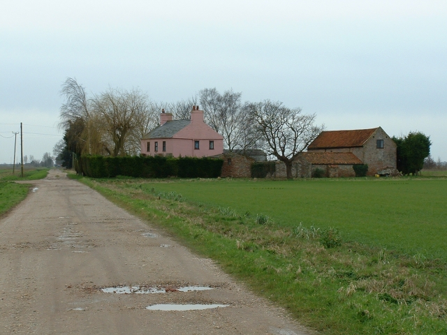Weatherall Farm, Terrington Marsh