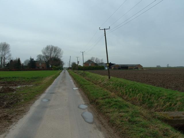 Fern Farm, Terrington Marsh