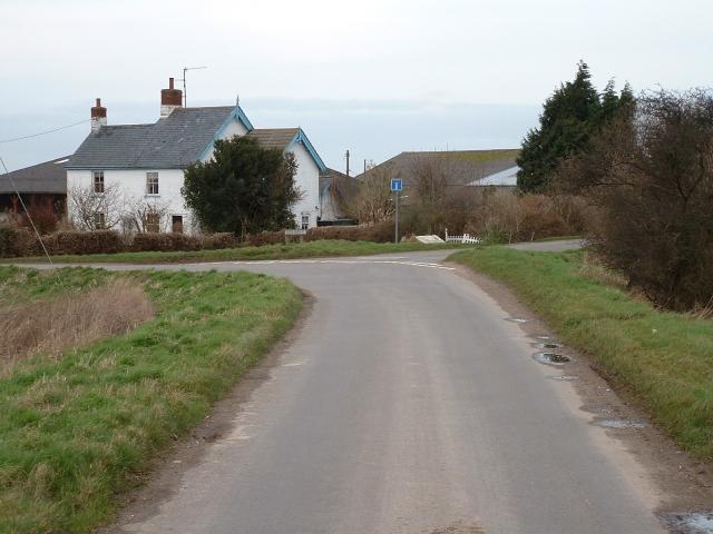 Greenmarsh Lane, Terrington St Clement
