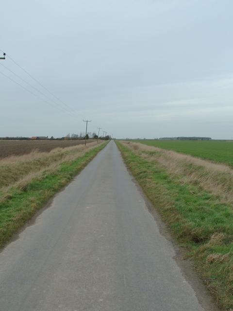 Racecourse Road, Terrington Marsh