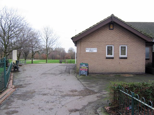 Sinfin Golf Course Club House