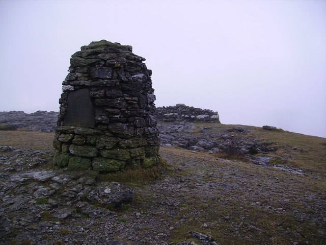 Memorial Cairn, Whitbarrow