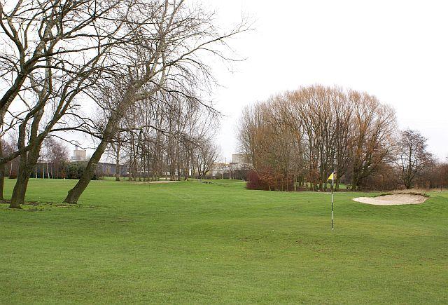 Sinfin Golf course