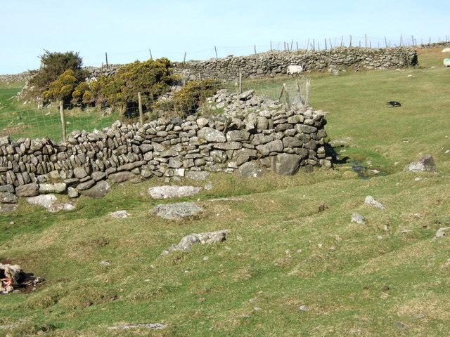 Moor's edge at Horseyeatt