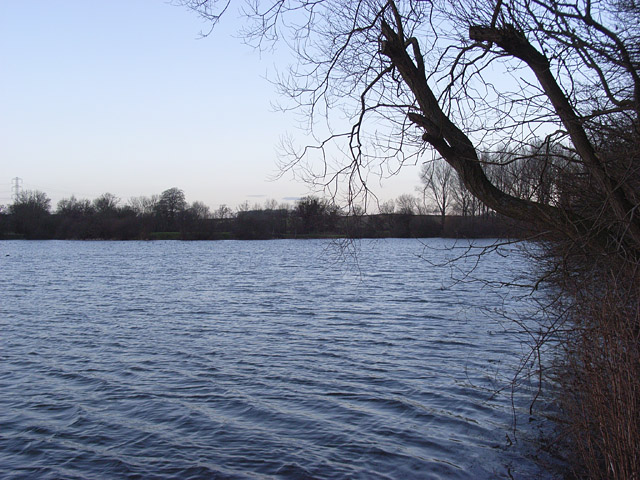 Reservoir below Foscote