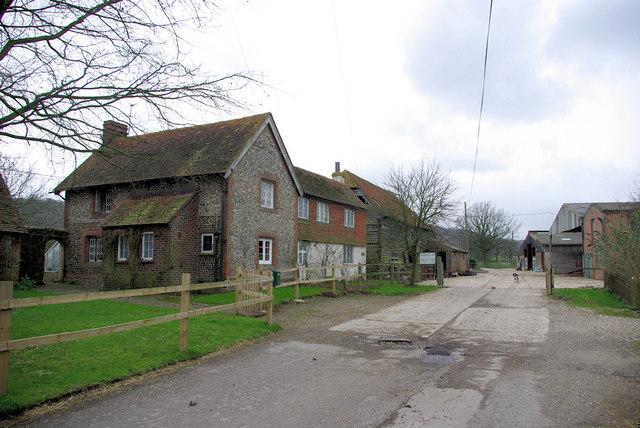 Woodcote Farm, Graffham