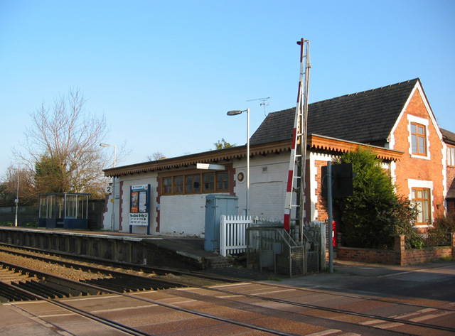 Wrenbury Station