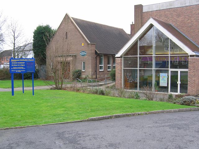 Newmount Methodist Church, Littleover