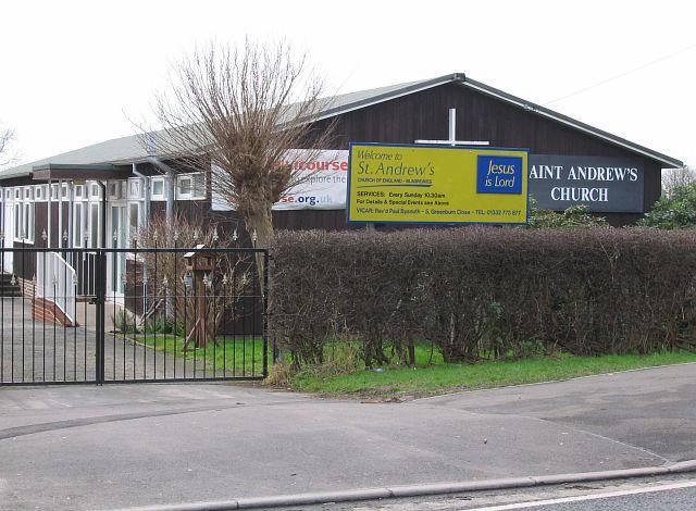 St Andrew's Church, Littleover