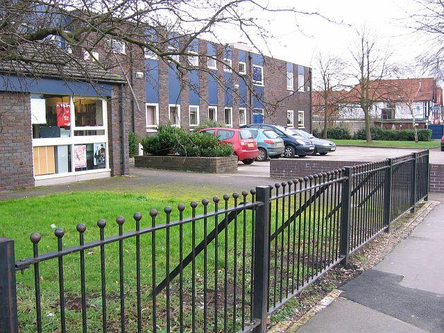 Blagreaves Lane Library, Littleover