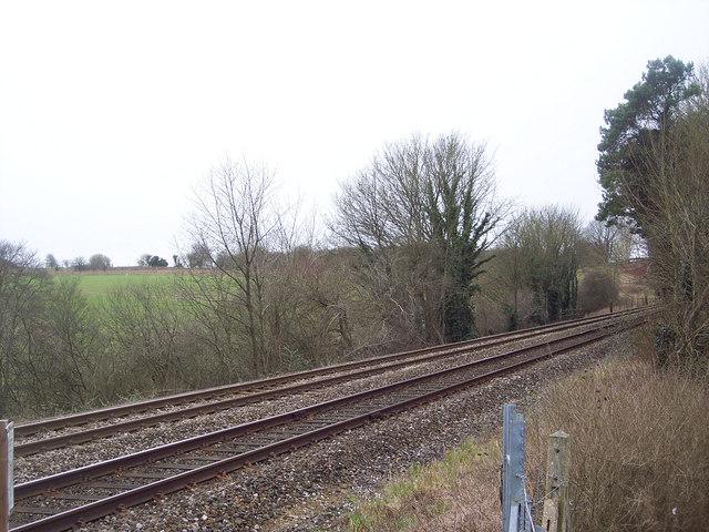 The Grateley to Salisbury Line