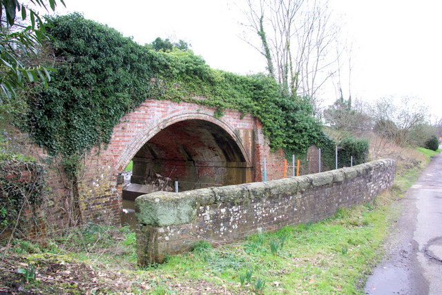 Bridges on Rother Backwater