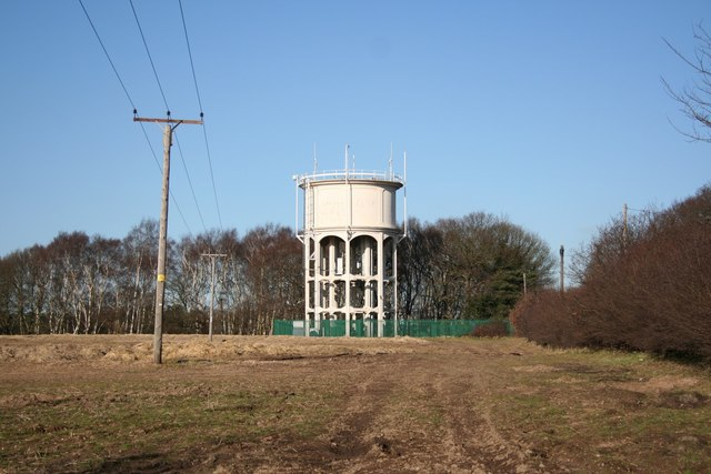 Bawtry Water Tower
